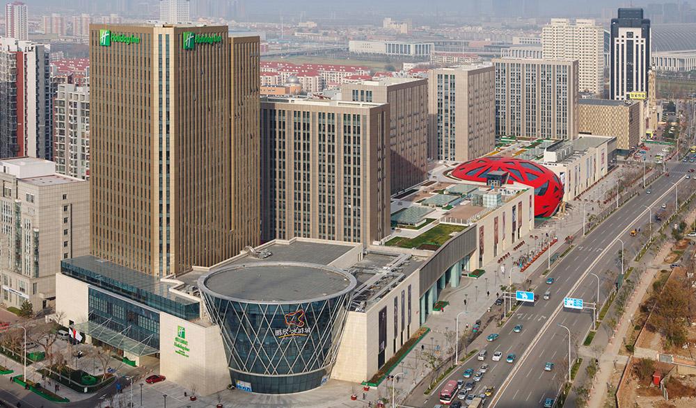 天津水游城