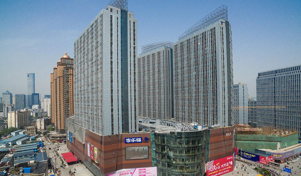 徐州和信广场