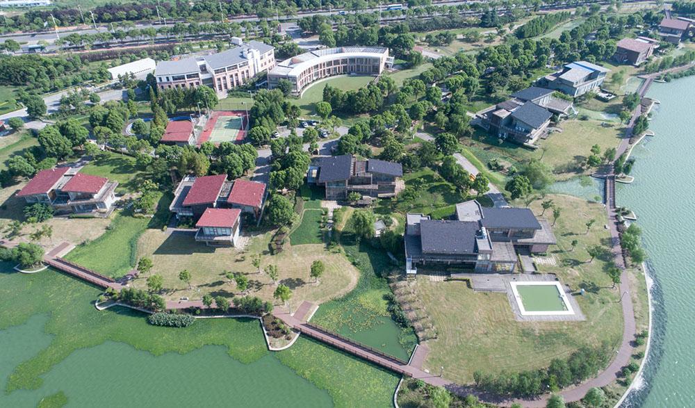 苏州青剑湖总部会所