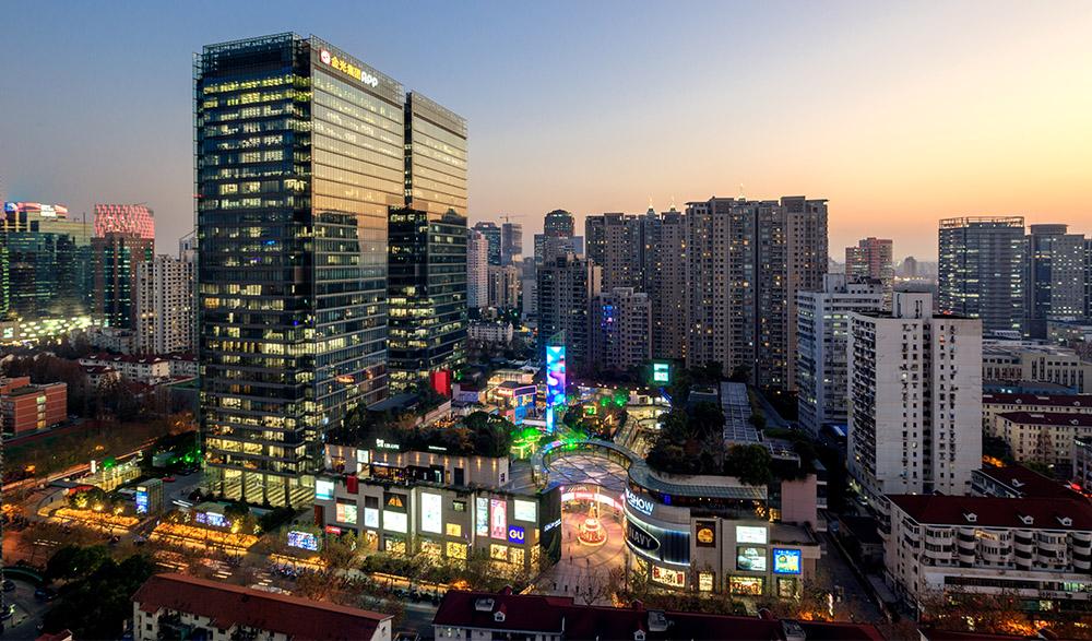 上海金虹桥商场