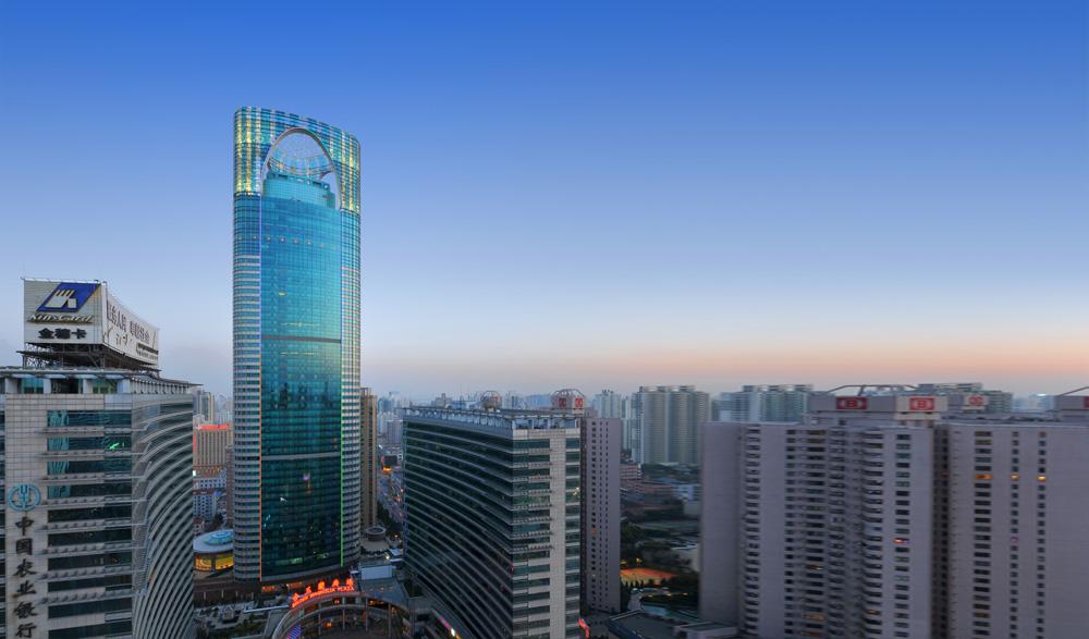 上海绿洲仕格维铂尔曼酒店